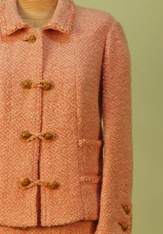 Chanel suit, circa 1960 | Darnell Collection, Sydney