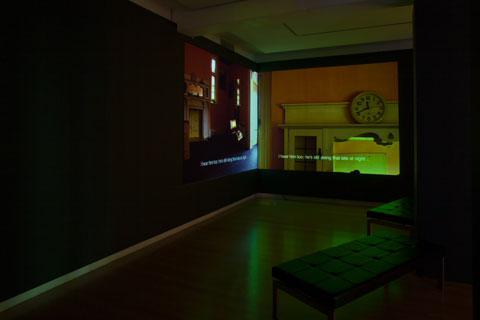 Installation view of 'Primavera' 2011 | Photo: Richard Stringer