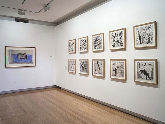 Installation view of 'William Kentridge: Drawn From Africa' | Photo: Carl Warner