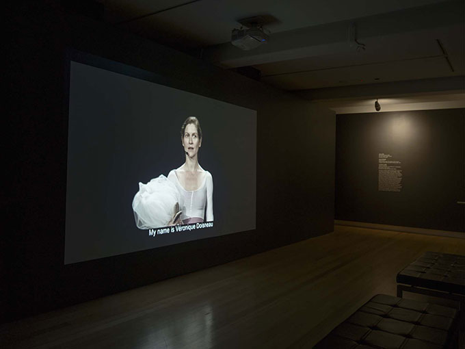Installation view of 'Performance Now' | Photo: Carl Warner