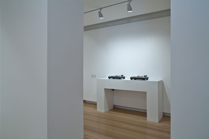 Installation view of 'Foundation's edge: artists and technology' | Photo: Richard Stringer