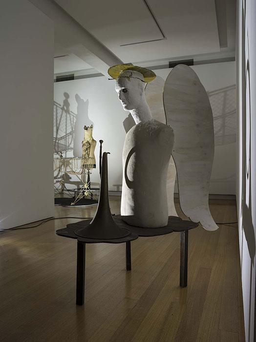 Installation view of 'Judith Wright: Desire | photo: Carl Warner