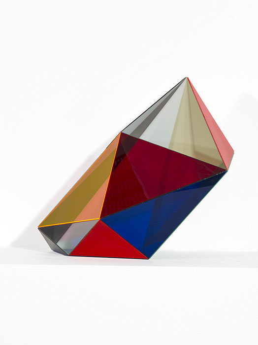 Gemma SMITH 'Boulder #3' 2009 | acrylic | QUT Art Collection | Purchased 2011