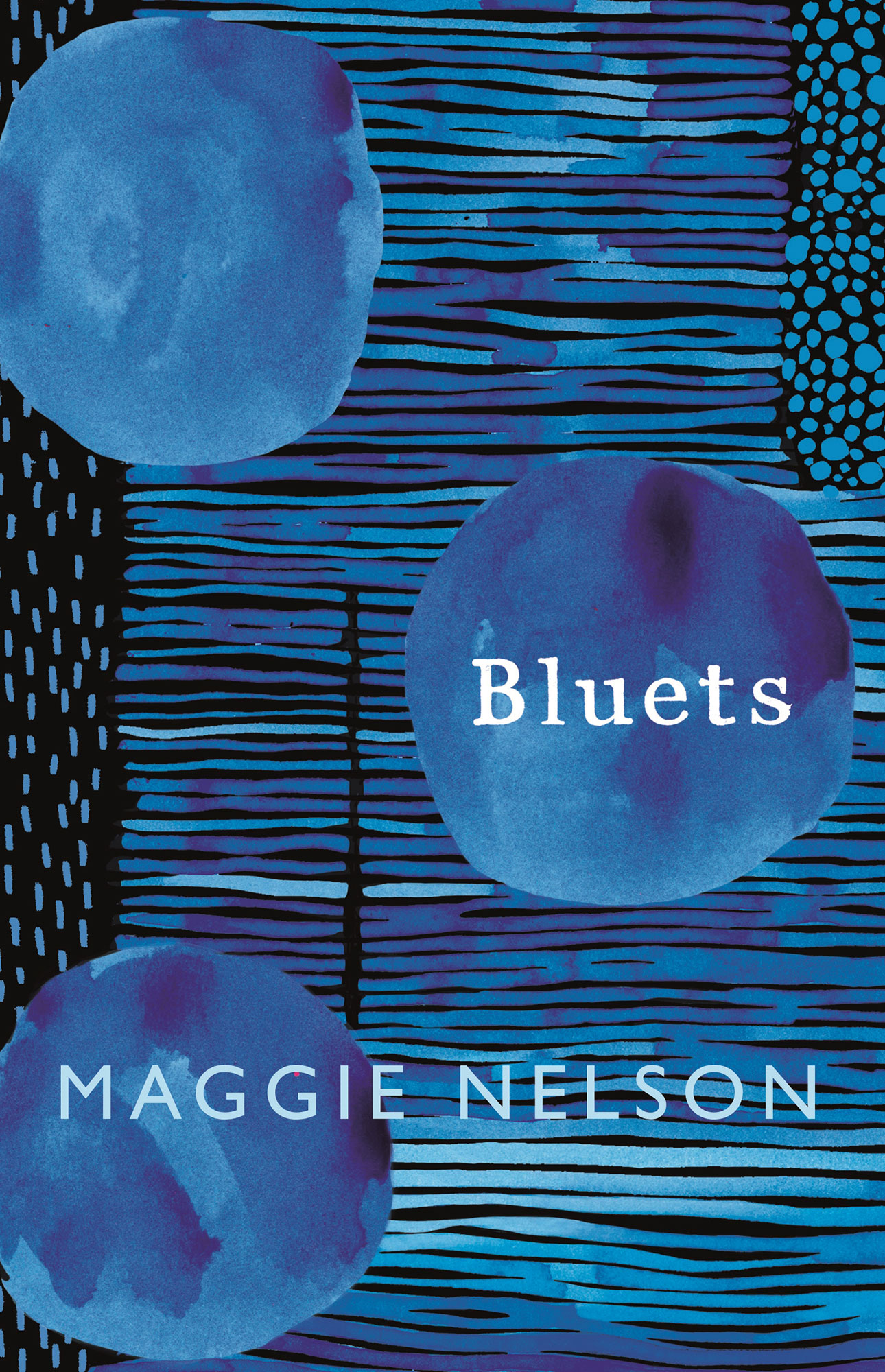 Bluets book cover
