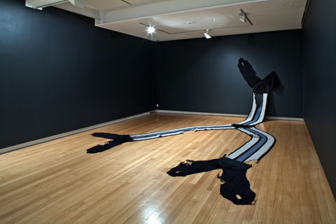 Installation view of 'Beata Batorowicz: Tales within historical spaces' | Photo: Richard Stringer