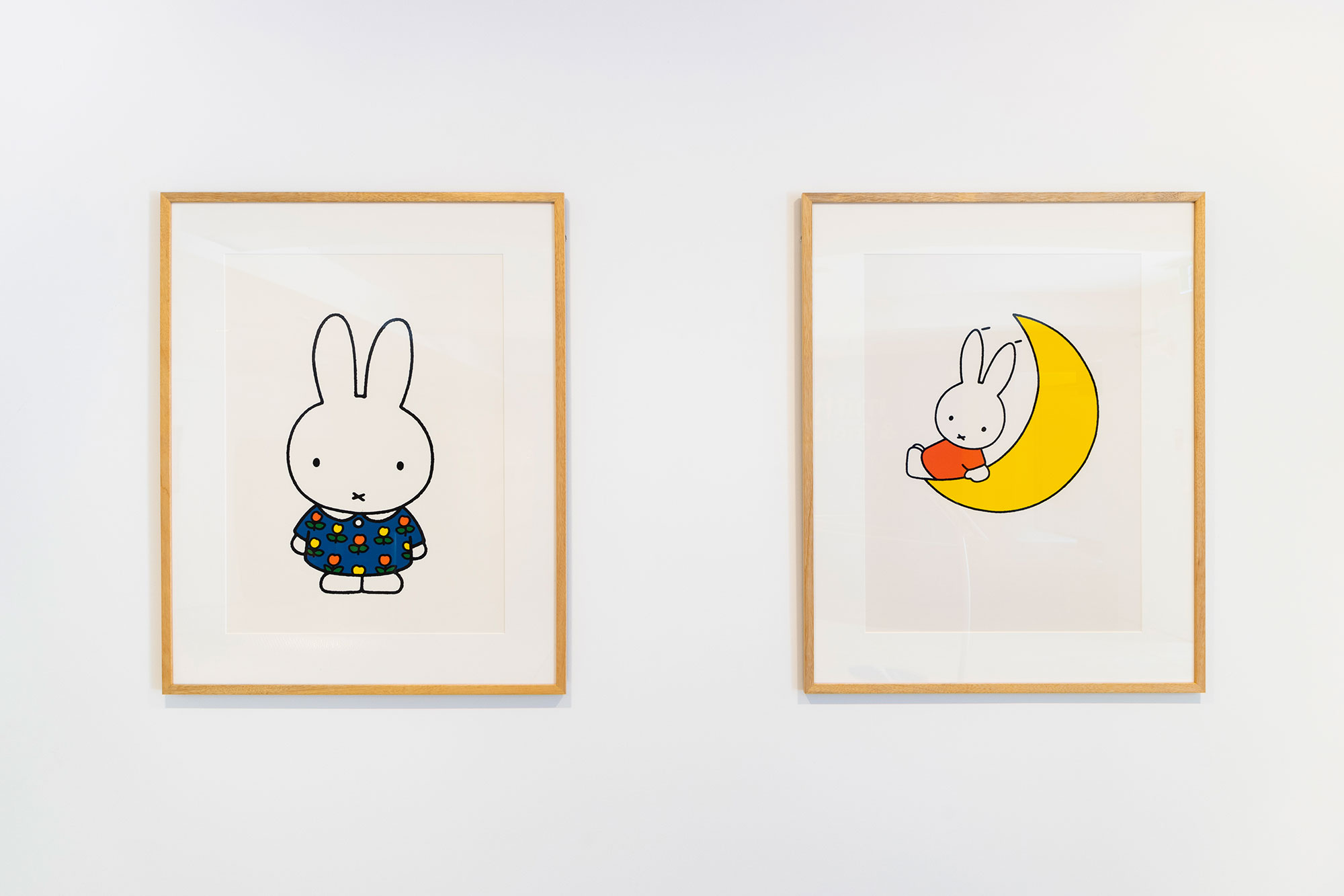 Installation view of 'miffy & friends' (21 November 2020 - 14 March 2021), QUT Art Museum. Photo by Louis Lim