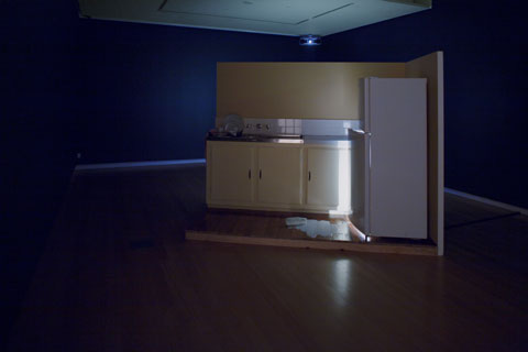 Installation view of 'Ex post' | Photo: Richard Stringer