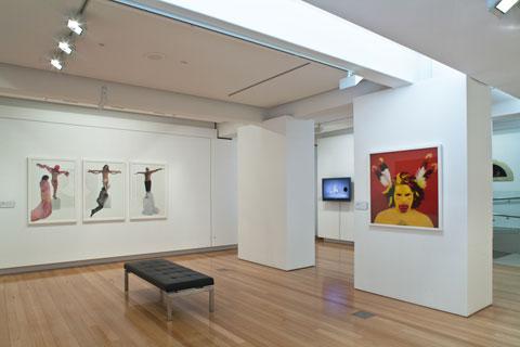 Installation view of 'The 60th Blake Prize' | Photo: Richard Stringer