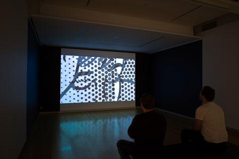 Installation view of 'Roy Lichtenstein: Pop Remix   Photo: Richard Stringer