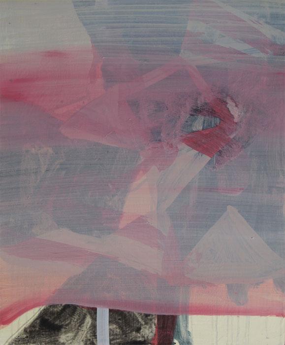 Joseph DAWS 'Untitled' 2012 | oil on sealed marine ply | Courtesy of the artist | Photo: Carl Warner