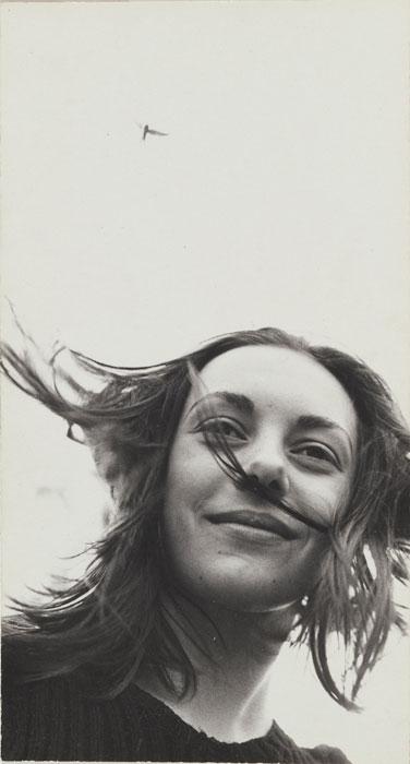 Carol JERREMS 'Peggy Solinski' 1968 | gelatin silver photograph | National Gallery of Australia, Canberra | Gift of Mrs Joy Jerrems 1981 | copyright Ken Jerrems and the Estate of Lance Jerrems