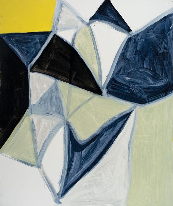 Joseph DAWS 'Untitled' 2012 | oil on canvas | Courtesy of the artist | Photo: Carl Warner