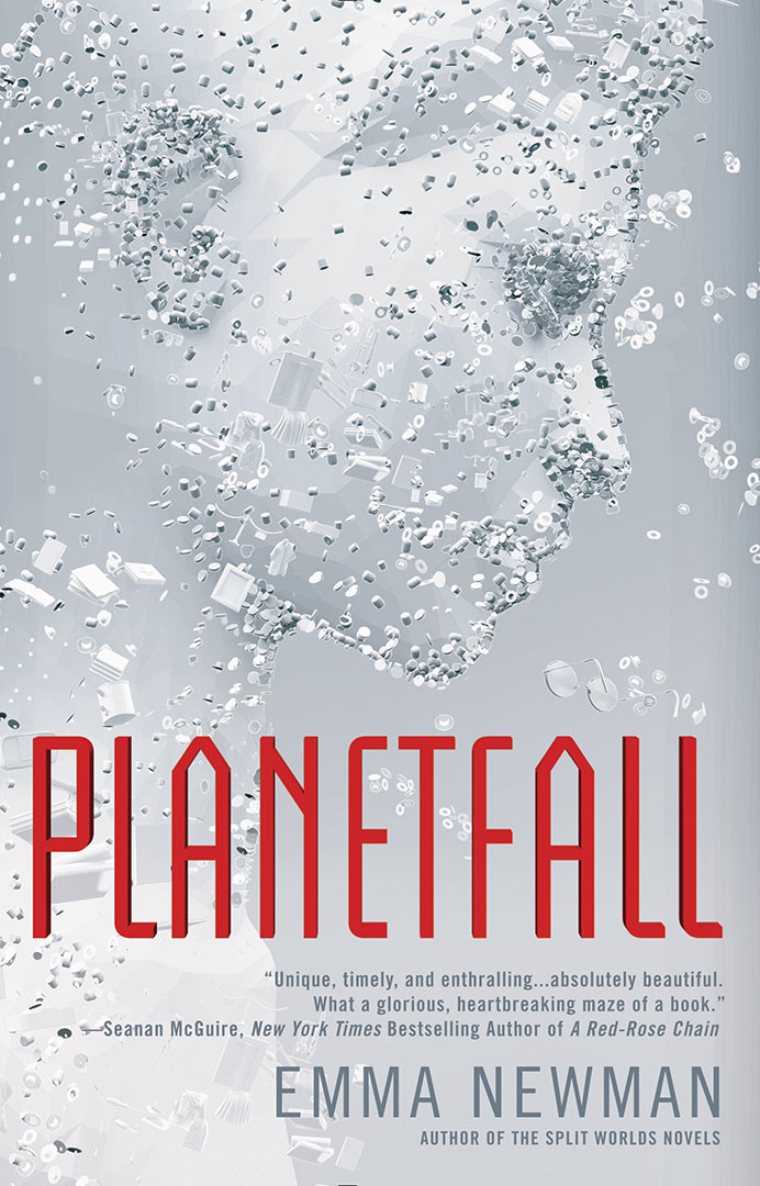 Planetfall book cover