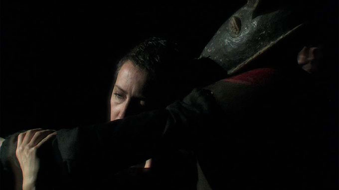 Judith WRIGHT 'The gift' (from 'Seven stages of desire' series) 2008 | single channel video | 20 minutes, colour, stereo sound | actor: Vanessa Mafe, voice: Deborah Kayser | camera: Peter Wright