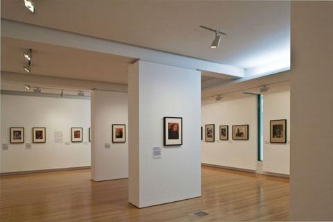 Installation view of 'In the spotlight: Anton Bruehl photographs 1920-1950s' | Photo: Richard Stringer